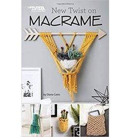 Leisure Arts Leisure Arts Booklet - New Twist on Macrame