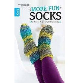 Leisure Arts Leisure Arts Booklet - More Fun Socks