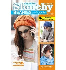 Leisure Arts Celebrity Beanies 2