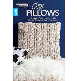 Leisure Arts Leisure Arts Booklet - Cozy Pillows