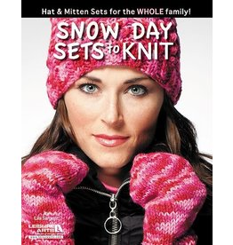 Leisure Arts Leisure Arts Booklet - Snow Day Sets to Knit