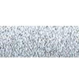 Kreinik Medium #16 Braid Silver 10M