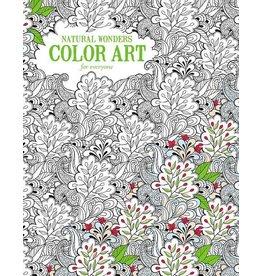 Leisure Arts Leisure Arts Booklet - Natural Wonders Color Art