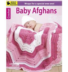 Leisure Arts Leisure Arts Booklet - Crochet Baby Afghans