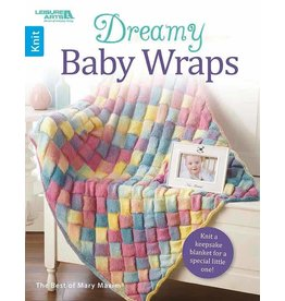 Leisure Arts Booklet - Dreamy Baby Wraps