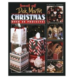 Leisure Arts Booklet - Best of Dick Martin Christmas