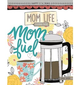 Leisure Arts Booklet - Mom Life Coloring Book