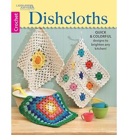 Leisure Arts Booklet - Dishcloths Quick & Colorful