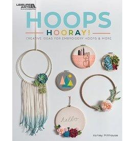 Leisure Arts Booklet - Hoops Hooray!