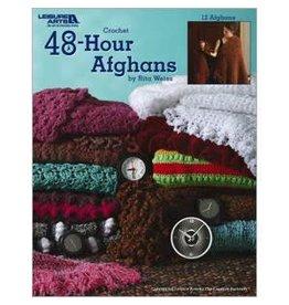 Leisure Arts Booklet - 48-Hour Afghans