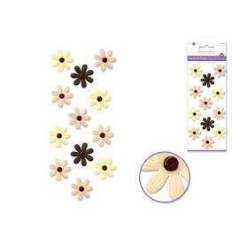 MultiCraft Handmade Flowers - Almond Mocha
