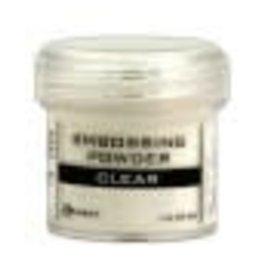 Treasuremart Emboss Powder, Clear