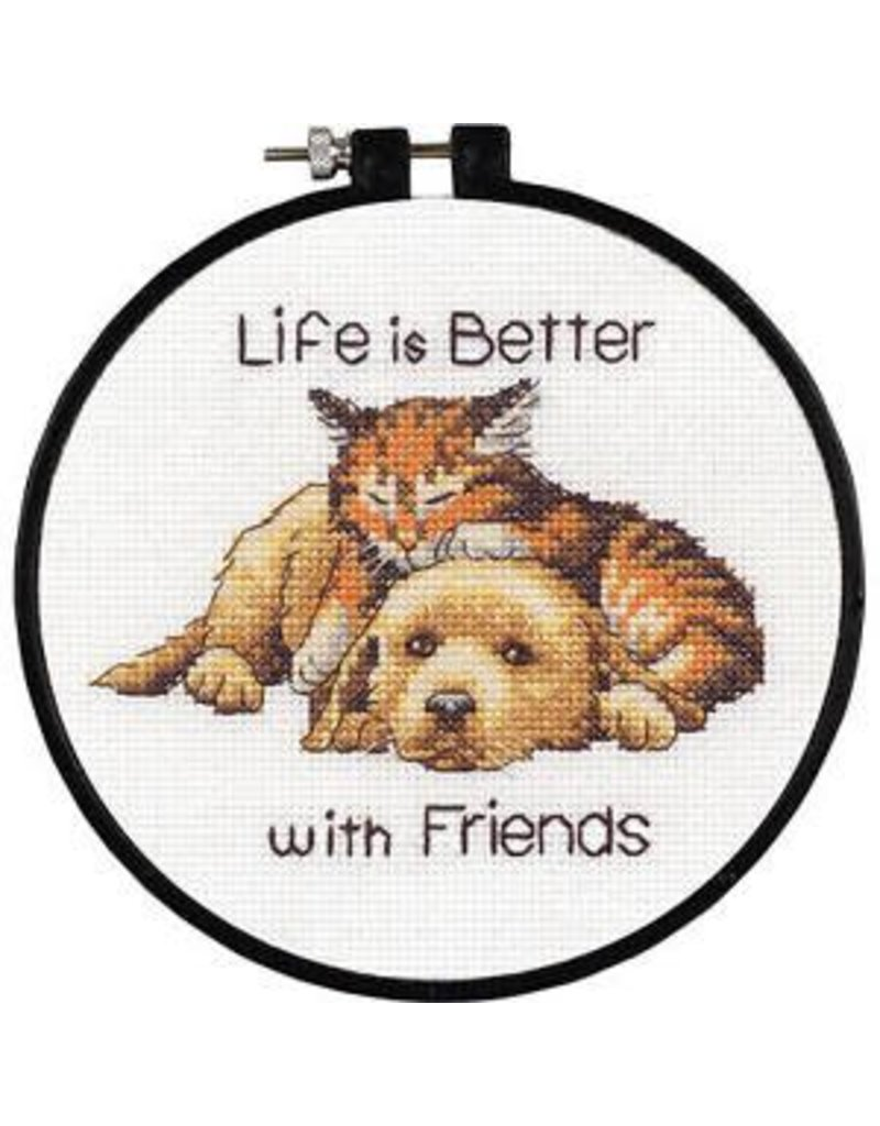 Dimensions Cross Stitch Kit