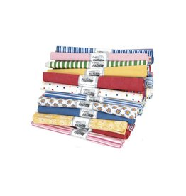Fabric Editions Fat Quarter 100% cotton - Light