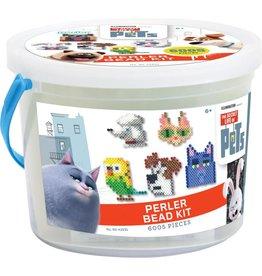 Secret Life of Pets Perler Fused Bead Bucket Kit