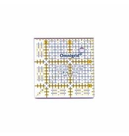 "Hakidd OMNIGRID Ruler - 2.5""x2.5"" (6.35cm x 6.35cm)"