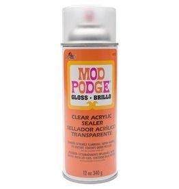 Mod Podge Clear Acrylic Aerosol Sealer 12oz Gloss