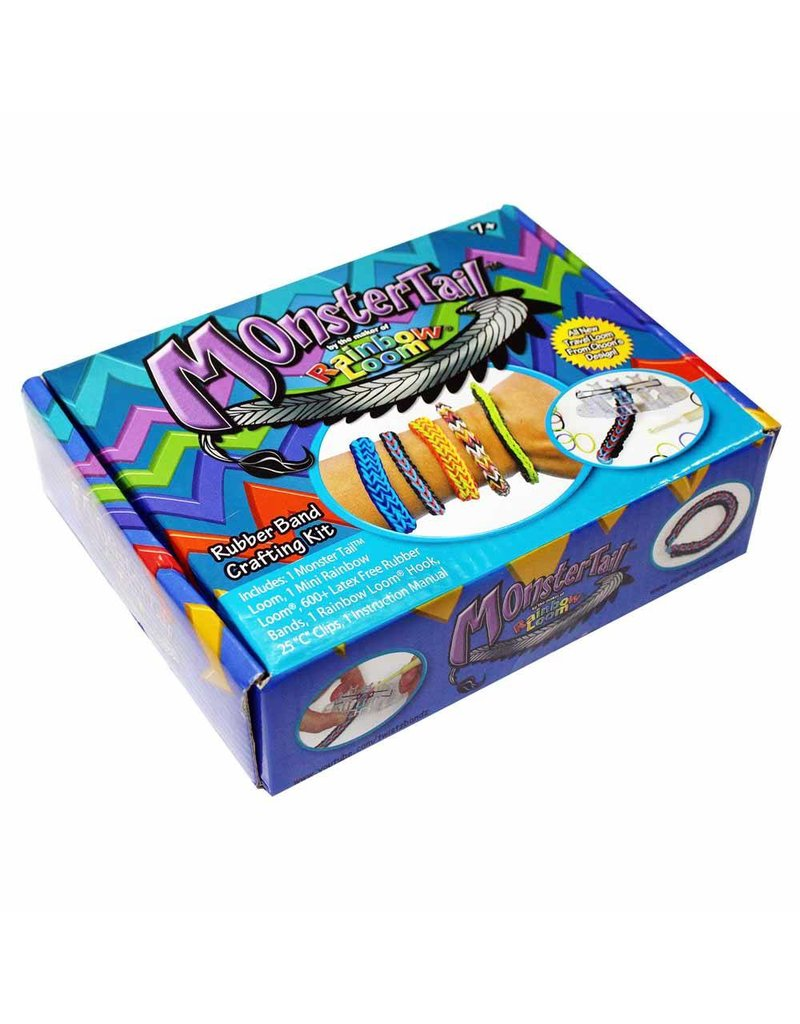 RAINBOW LOOM Monster Tail®