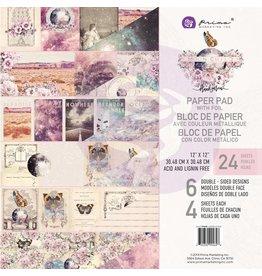 12X12 Paper Pad, Moon Child