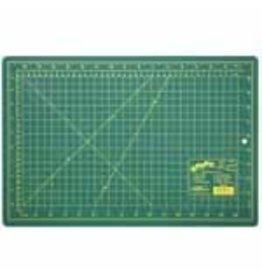 Hobby HOBBY Green Cutting Mat - 11″ x 17″ (28 x 43cm)