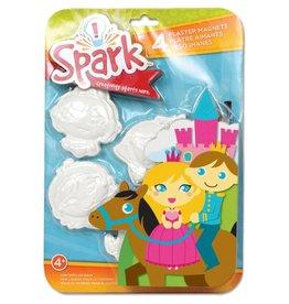 Spark Plaster Magnet Kit