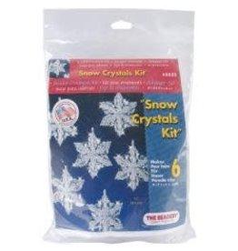 Bead Ornament Kits Snowflake