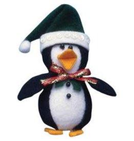 Penguin Ornament Felt Craft Kit