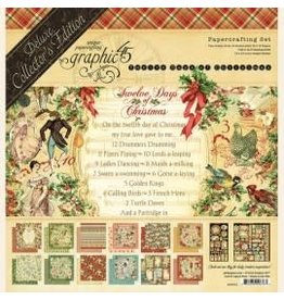12X12 Deluxe Collection Pack, Twelve Days of Christmas