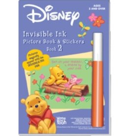 Magic Ink Winnie The Pooh - With Stickers