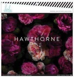 12X12 Paper Pad, Hawthorne (36Shts)