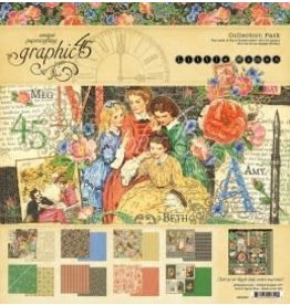 12X12 Collection Pack, Little Women