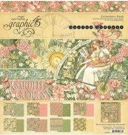 12X12 Collection Pack, Garden Goddess