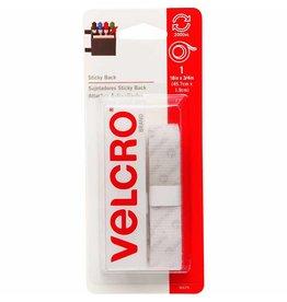 "Hakidd VELCRO Sticky Back Tape White - 19mm x 45cm (3⁄4"" x 18"")"