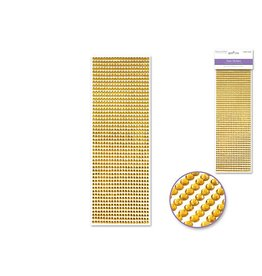 4mm Gem Lines 1029pc Value-Pack A) Gold