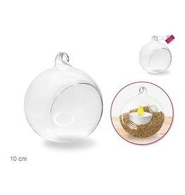 10cm DIY Terrarium Clear Ornamental Glass Ball