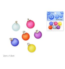 Dress Up Buttons Dress It Up Buttons Insects DUB 10525 Sherbert Drops