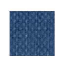 "Treasuremart Bazzill Cardstock: 12""x12"" Dotted Swiss Barcoded 3199 Night Water"