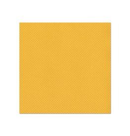 "Treasuremart Bazzill Cardstock: 12""x12"" Dotted Swiss Barcoded 3071 Honey"