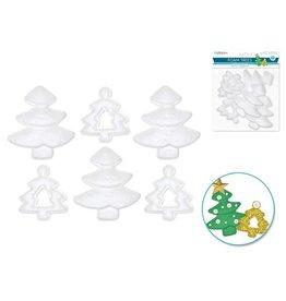 MultiCraft Polyfoam Tree: Multi-Pack x6