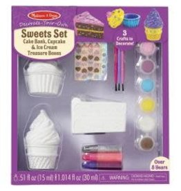 Decorate-Your-Own Sweets Set
