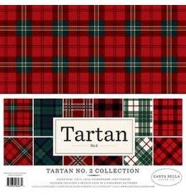 Treasuremart 12x12 Collection Kit, Tartan No 2