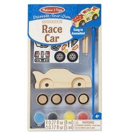 Created by Me Race Car- Melissa & Doug