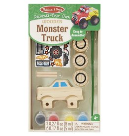 Created by Me- Monster Truck- Melissa & Doug