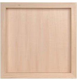 """Wood Shadow Box 12""""X12""""X1.75"""""""