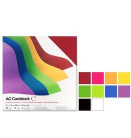 "Scrapbook Cardstock: 12""x12"" 80lb (216gsm) Smooth 60Sht"