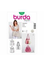 BURDA - 7264 Accessory Bags
