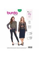 BURDA 6355 - Shirt Blouse