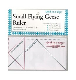 Small Flying Geese Ruler