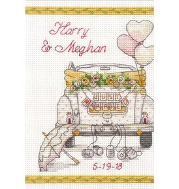 Dimensions Needlepoint - Wedding Day