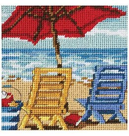 Dimensions Needlepoint - Beach Chair Duo